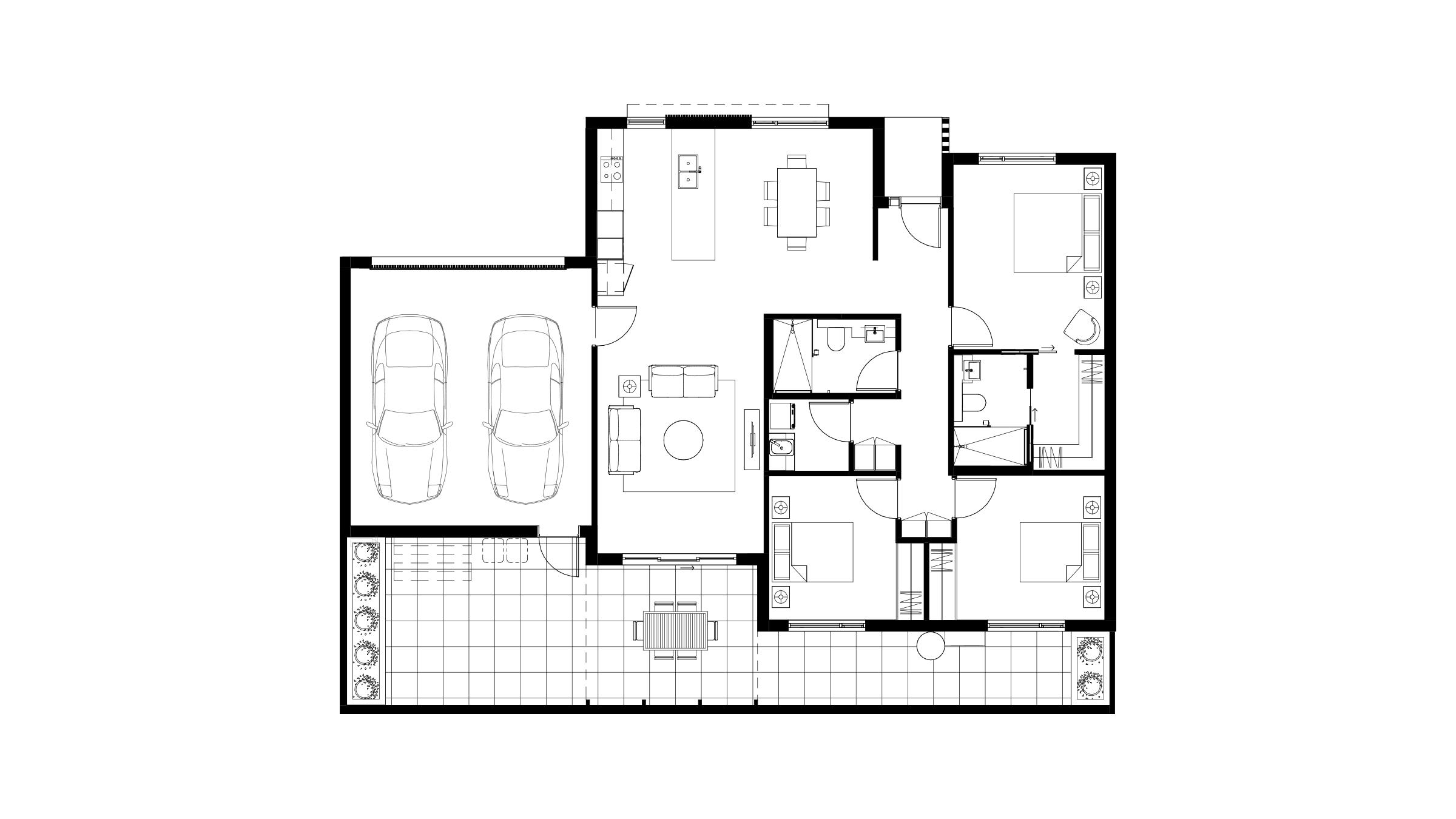 Baptcare, Strathalan (retirement living) - unit 38 floor plan