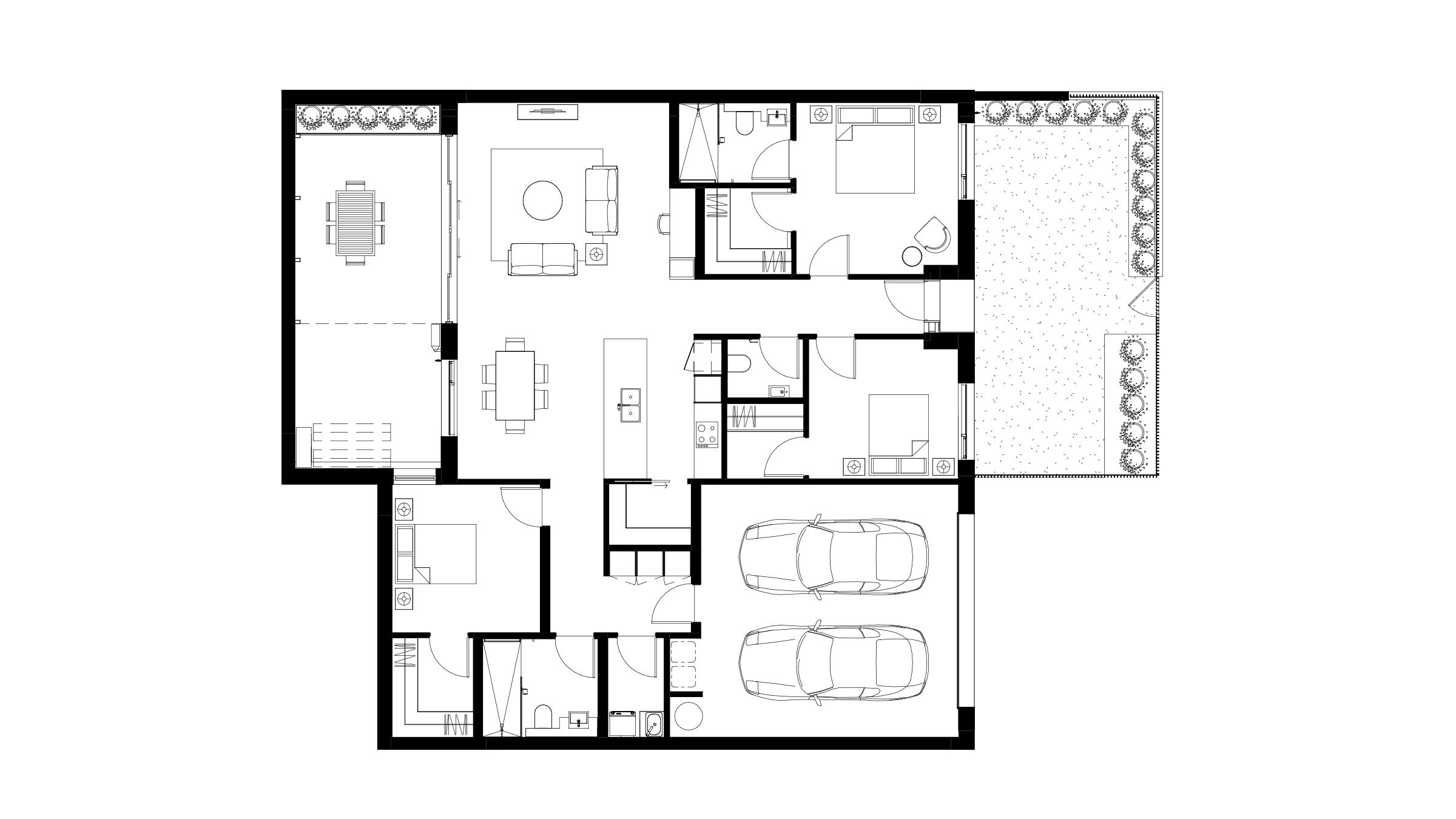 Baptcare, Strathalan (retirement living) - unit 56 floor plan